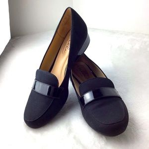 Abella True Comfort Desiree Wedge Loafer Size 6